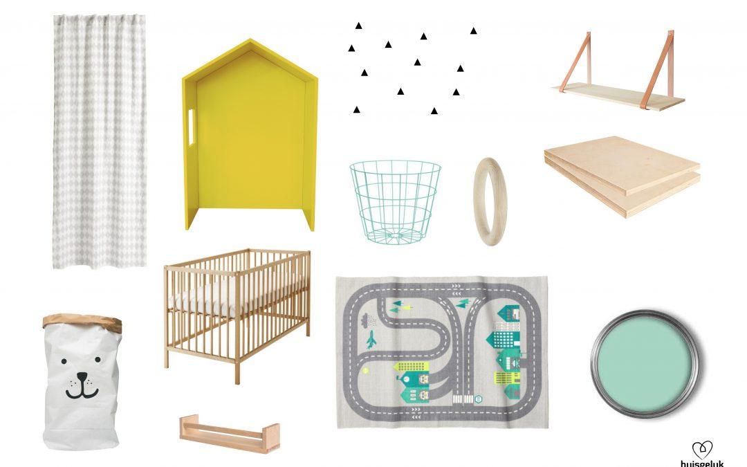 Babykamer Groningen