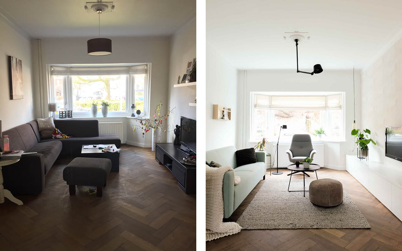 Fauteuil Design Huis En Inrichting.Binnenkijken In Een Jaren 30 Woning In Zwolle Huisgeluk