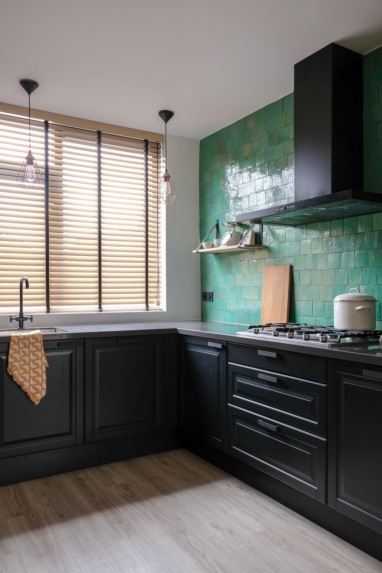 keuken renovatie